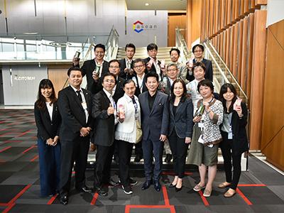 หน่วยงานส่งเสริมการลงทุนขนาดกลางและขนาดย่อมของญี่ปุ่น (SME Support, Japan)